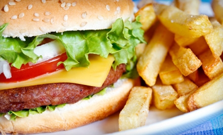 $10 for a Sports-Pub Meal for Two at Sports Zone (Up to $23.48 Value)