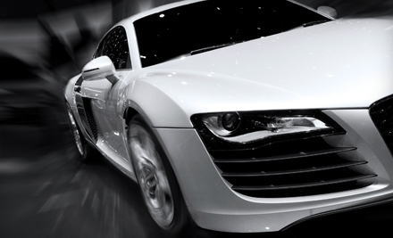 $50 for Hand Wash and Wax at Power House Auto ($100 Value)