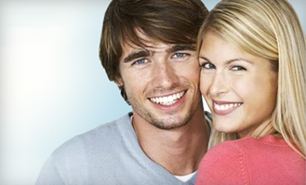 $38 for Professional At-Home Teeth-Whitening Kit from Smile Bright Teeth Whitening ($99 Value)