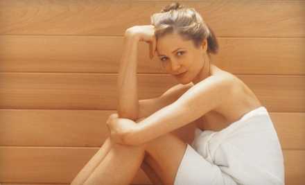 5 or 10 Infrared-Sauna Sessions or 5 Migun Thermal Massages at Natural Body Health & Wellness