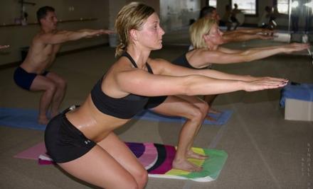 8-, 12-, or 15-Class Pass to Bikram Yoga Ogden
