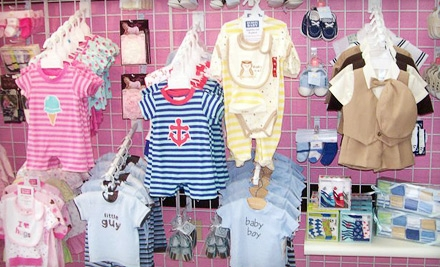 $15 for $30 Worth of Infant Essentials from Babies Palace