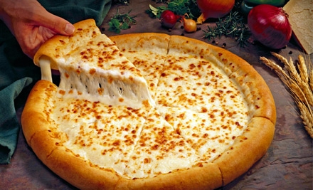 Pizza Meal for Four or Pizza Breakfast for Two at Gepetto's in Holladay