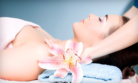 Spa Treatments at AEH Services. Three Options Available.