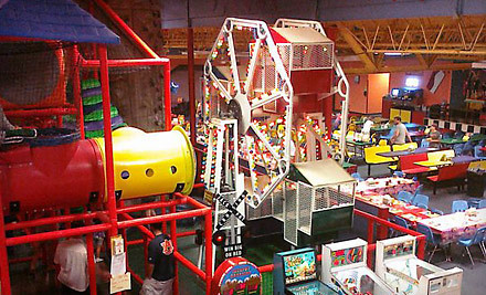 Up to 55% Off at Joker's Family Fun and Games
