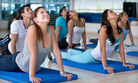 Groupon Seattle Deal: MetaBody Yoga & Fitness Pass